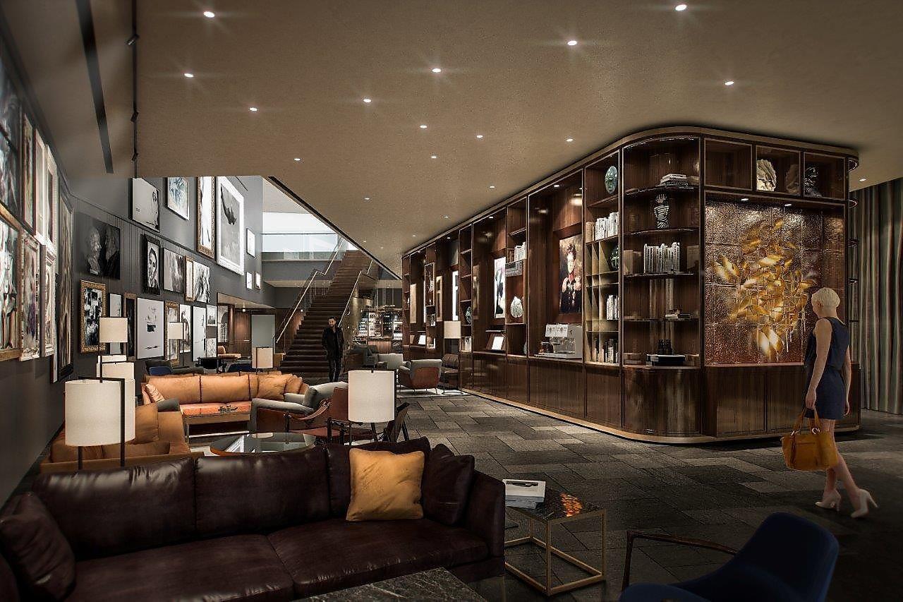 Hotel-Lobby (Rendering).