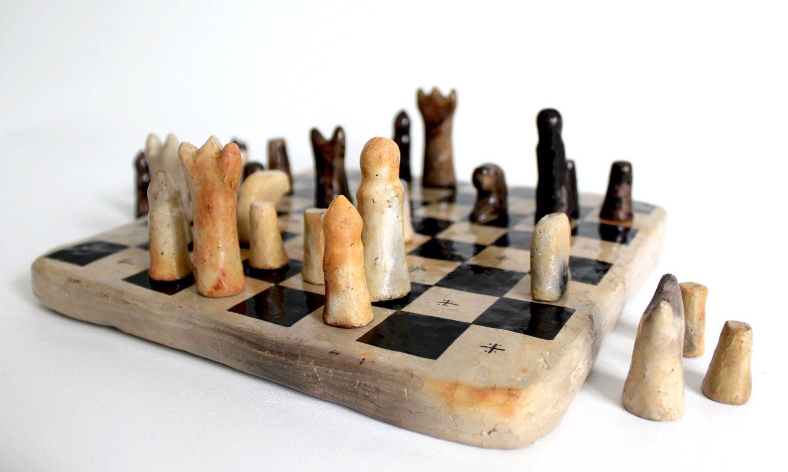 Lexikon der Dinge: Das Schachbrett