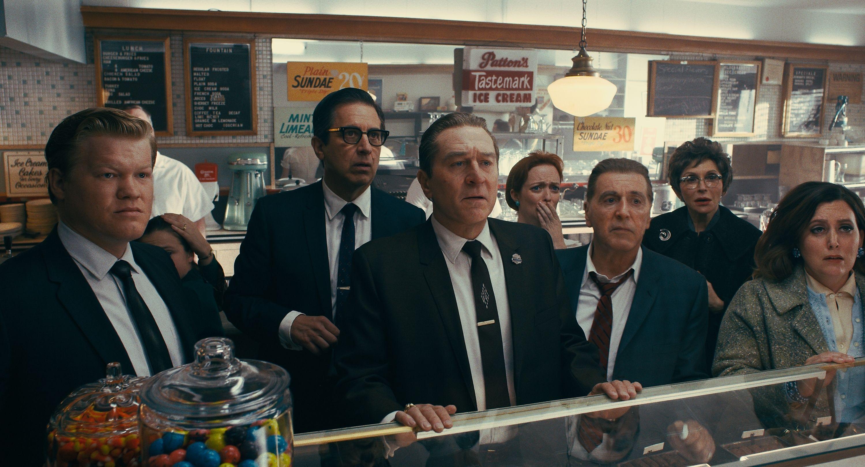 """Scorsese konnte """"The Irishman"""" mit einem der größten Budgets seiner Karriere, satten 159 Millionen US-Dollar, und mit größter kreativer Freiheit inszenieren."""