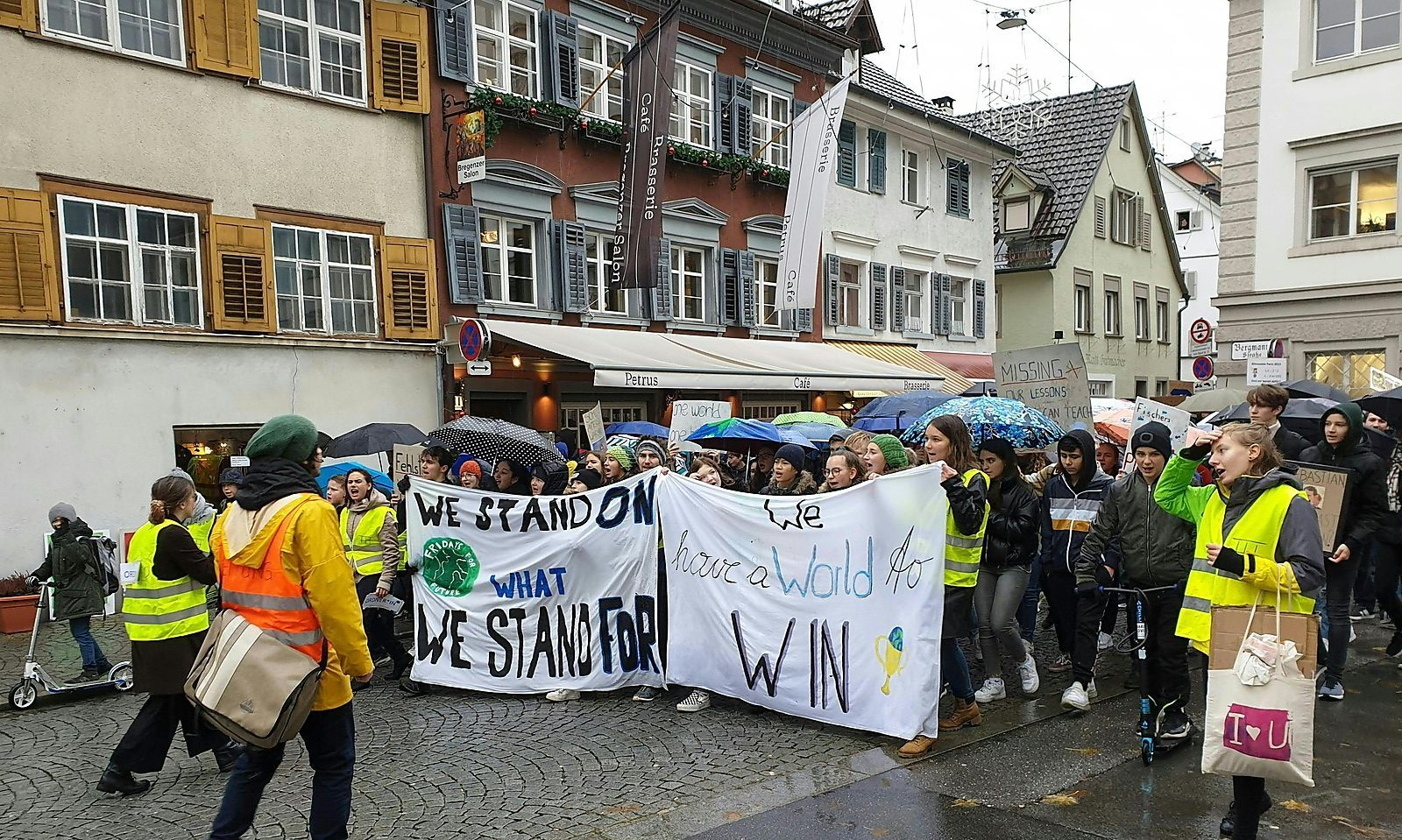VORARLBERG: KLIMASTREIK: PLATTFORM 'FRIDAYS FOR FUTURE'