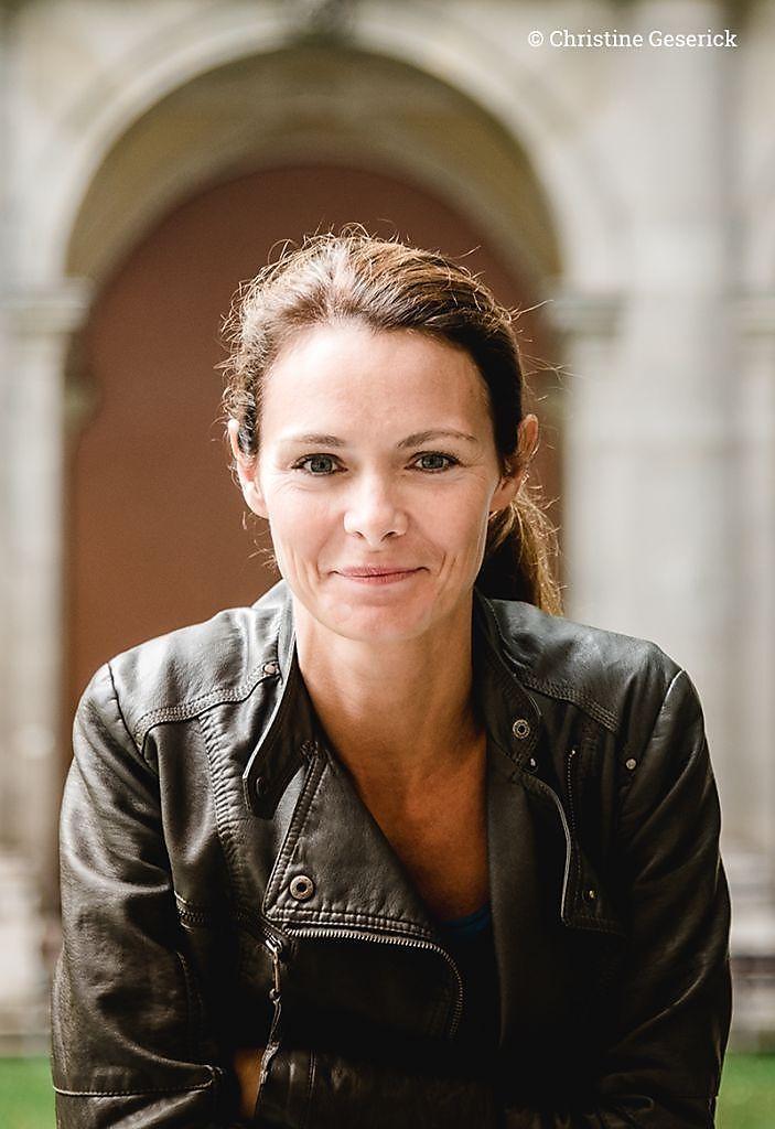 Die Autorin Marita Haas beschäftigt sich seit vielen Jahren mit Gleichstellung und Gender-Fragen.