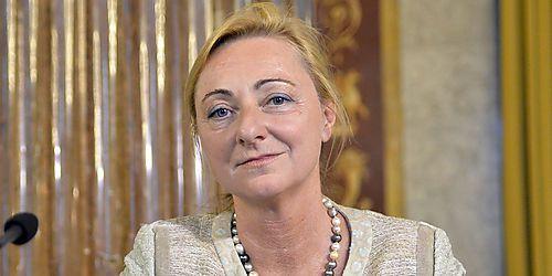 FPÖ-Kandidatin Barbara Kolm