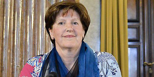 Elfriede Baumann, nominiert von der SPÖ