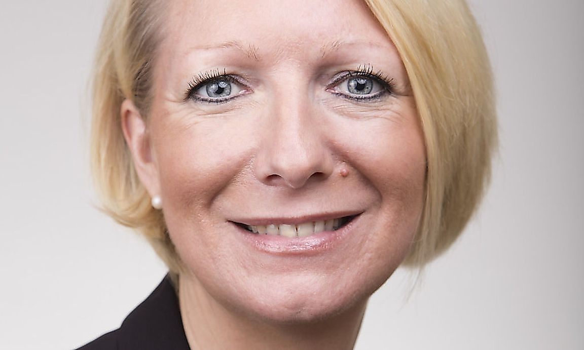 Katharina Böhm ist Head of Human Resources und Chief Compliance Officer, Hirtenberger Holding