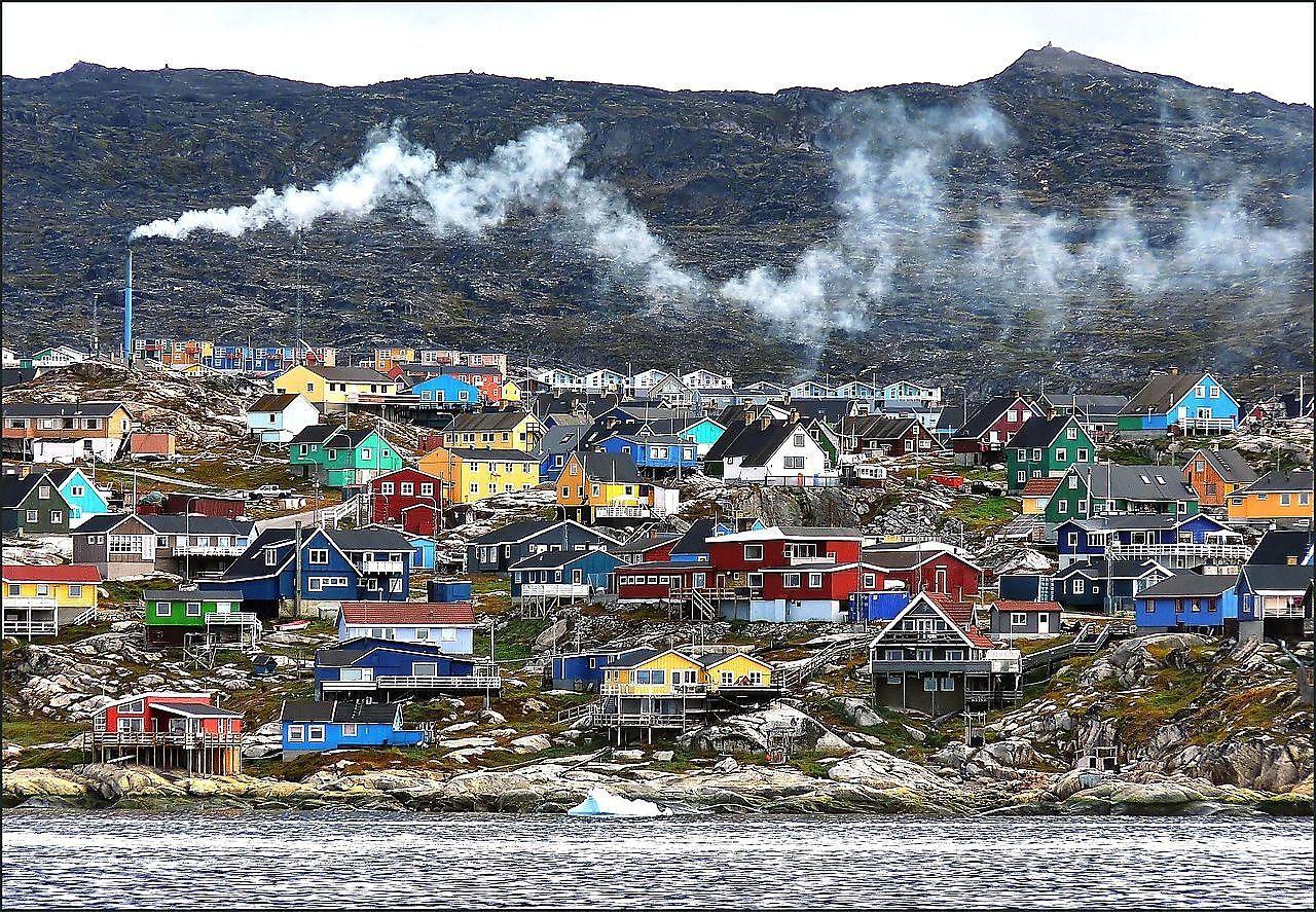 Ilulissat, 2012