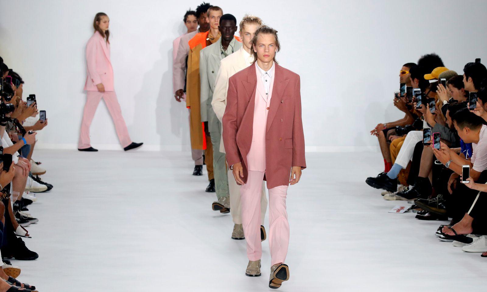 Men´s Fashion Week in Paris
