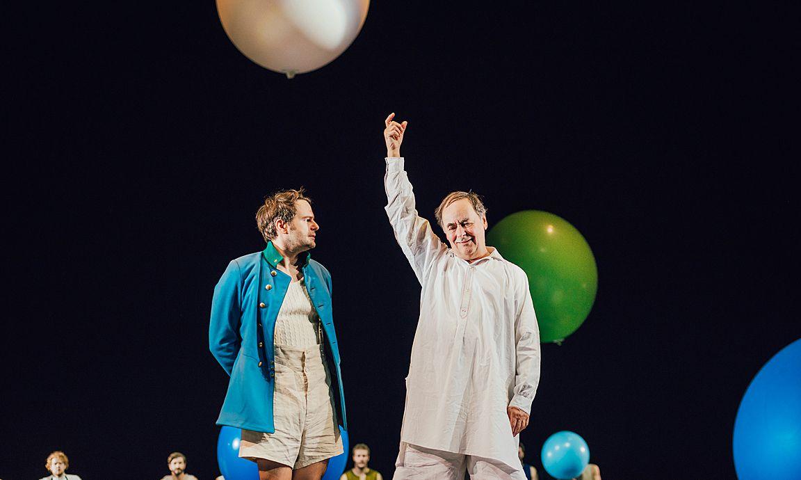 Radetzkymarsch | nach Joseph Roth | Burgtheater