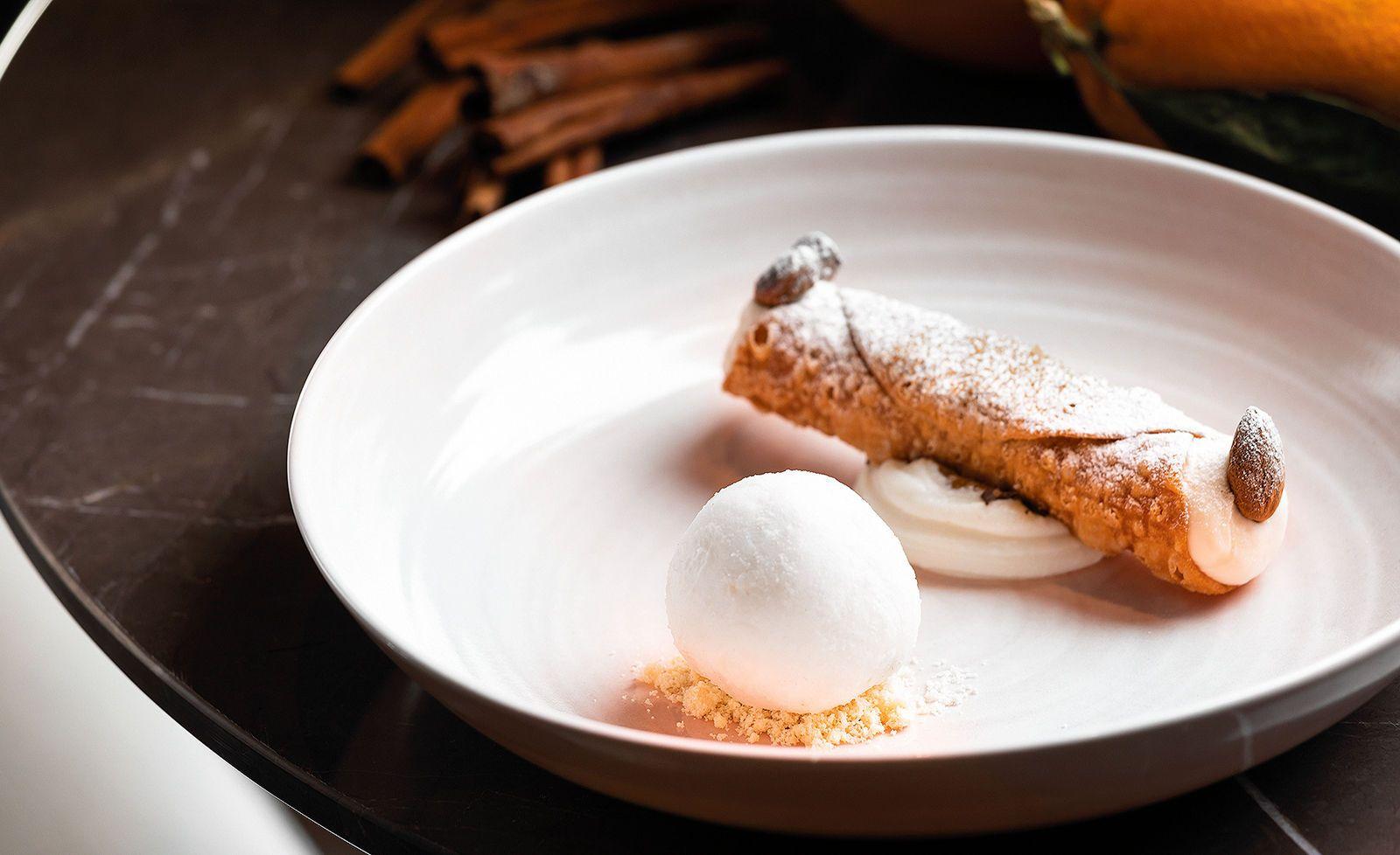 Der kulinarische Input kommt vom sizilianischen Sternekoch Ciccio Sultano.