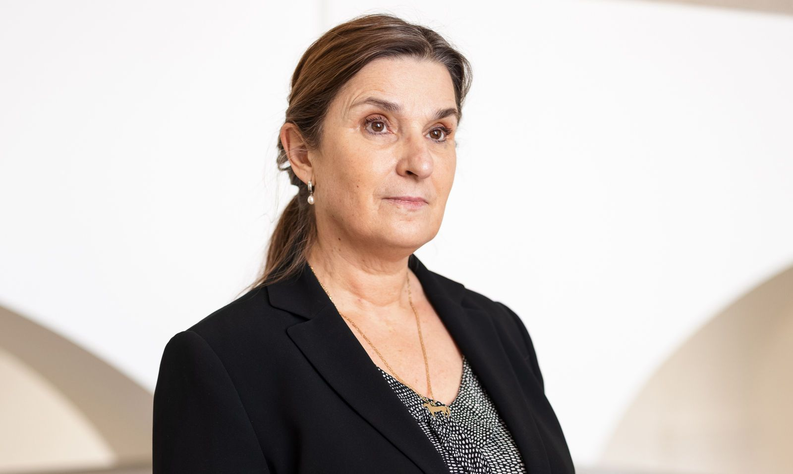 Virologin Dorothee von Laer