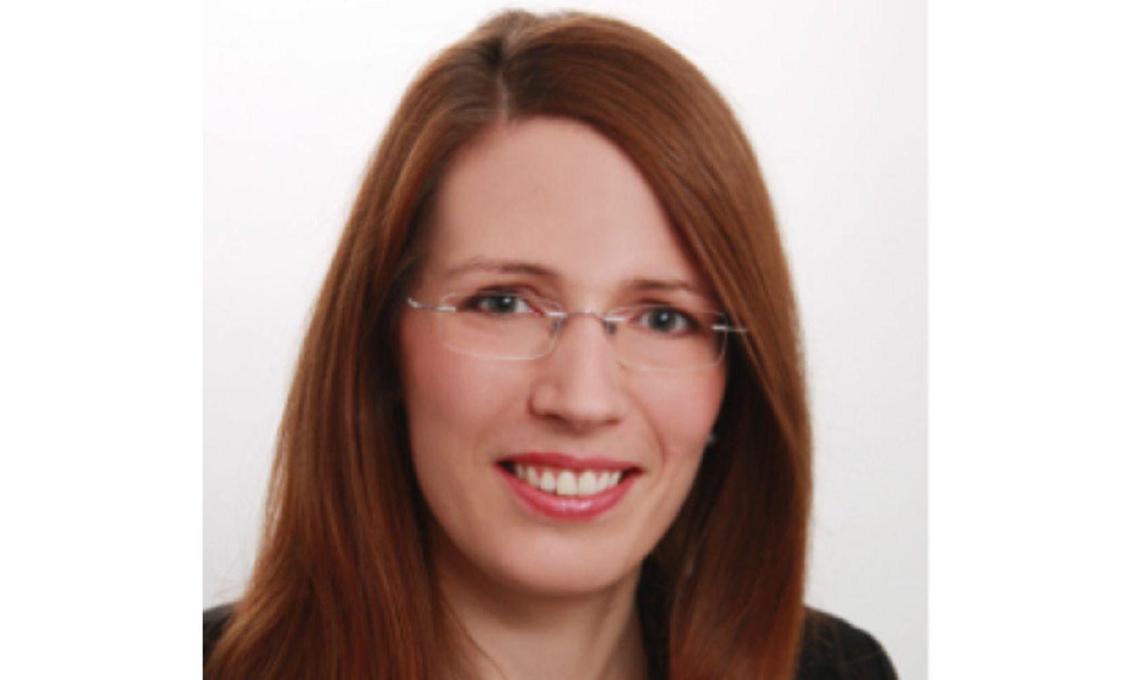 Intensivpflege-Leiterin Sabine Gubi.