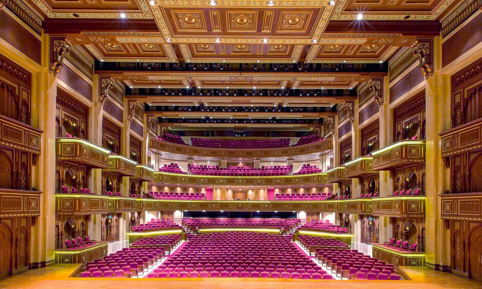 Singulär. Das Opernhaus von Muscat setzt verstärkt auf Eigenproduktionen.