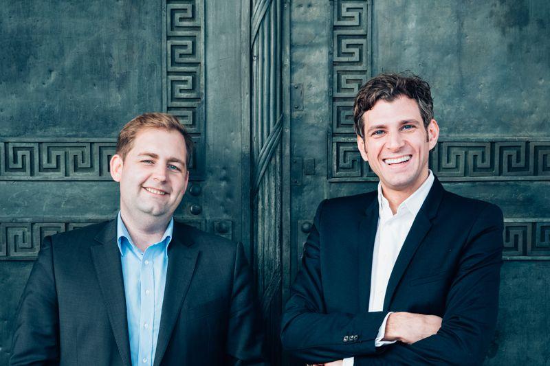 Die beiden Gründer Gerald Stockinger (links) und Wolfgang Graf wollen Kulturevents in ganz Österreich leichter zugänglich machen.