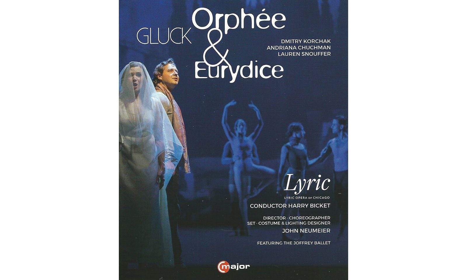 "Christoph Willibald Gluck: ""Orpheé & Euridice"""