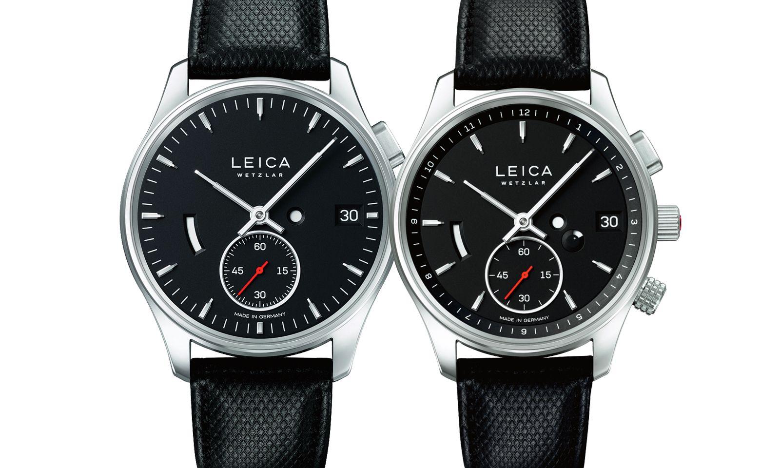 """Leica """"L1"""" und Leica """"L2"""". Exklusiv:"""