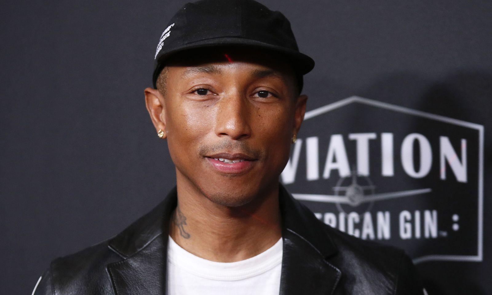 Pharrell Williams lanciert Beauty-Kollektion