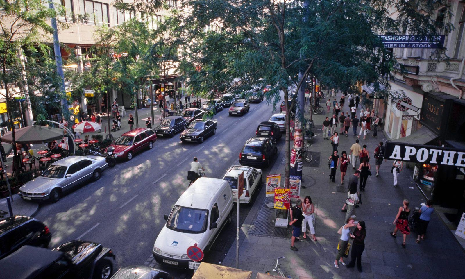Wien, Mariahilferstraße