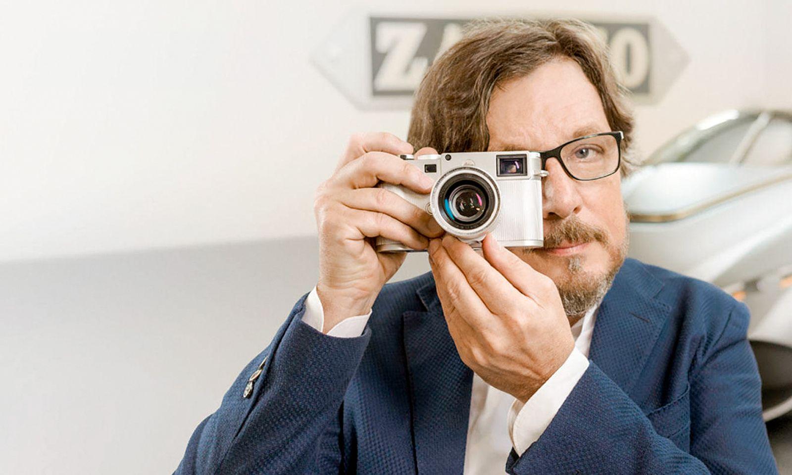 Fokus. Andrea Zagato, Chef in dritter Generation, entwirft auch für Chopard und Leica.