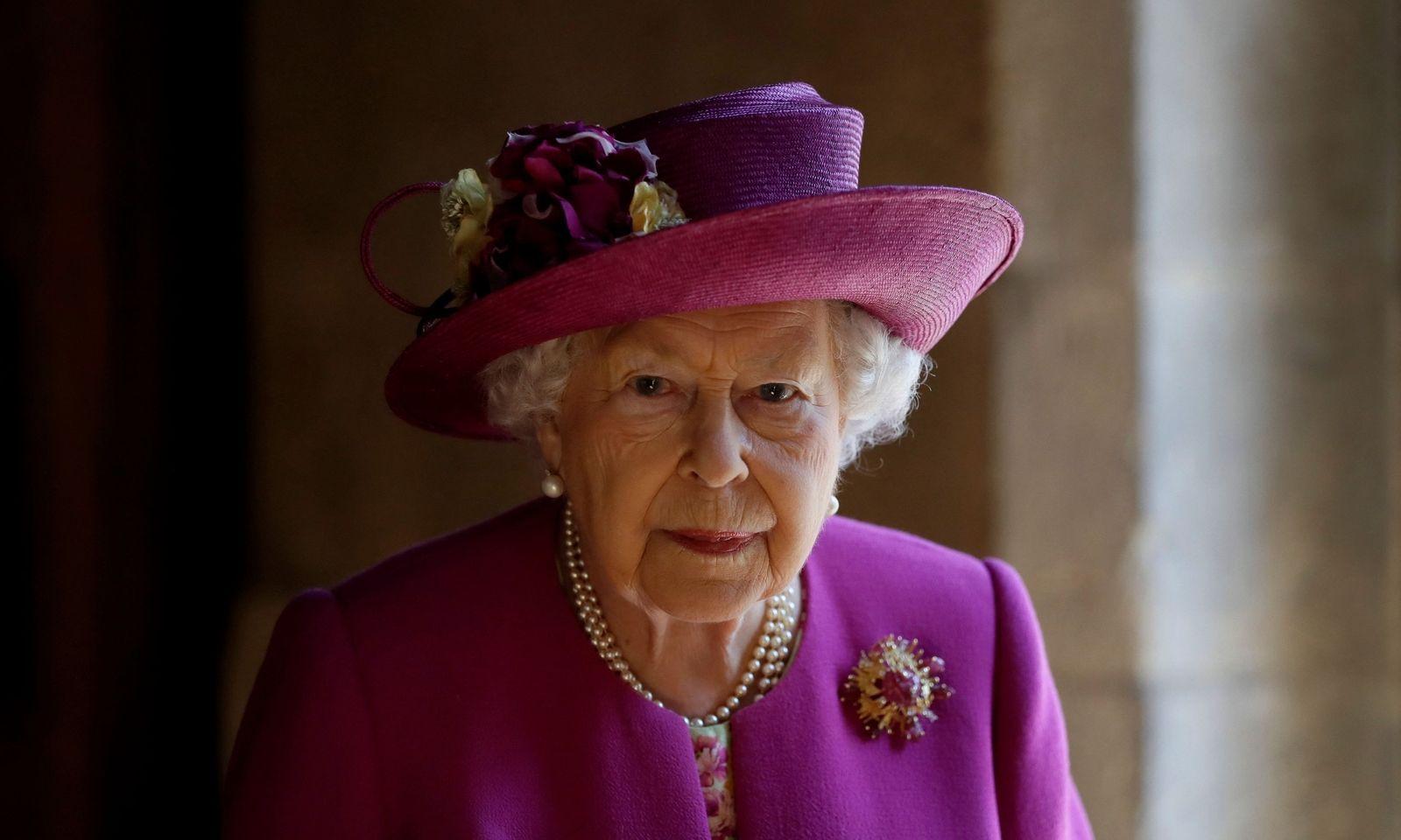 Queen bedankte sich für Wünsche zum 95. Geburtstag