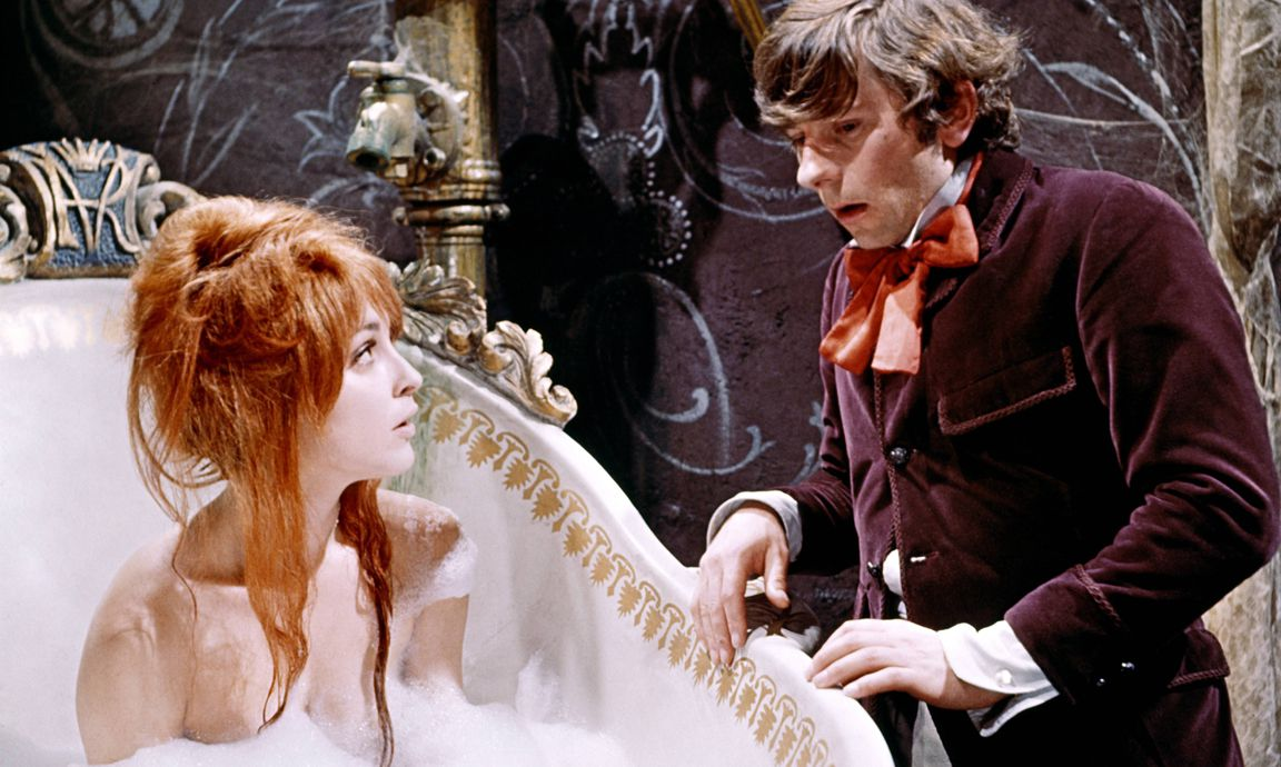 MGM DR LE BAL DES VAMPIRES THE FEARLESS VAMPIRE KILLERS or PARDON ME BUT YOUR TEETH ARE IN MY NE