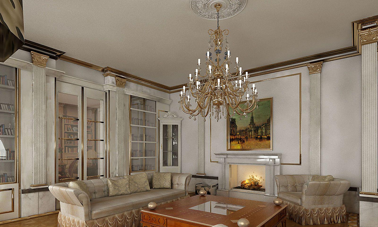 Imperialer Glanz im Erstbezug in der 4,1 Millionen teuren Wohnung in der Wiener Johannesgasse.