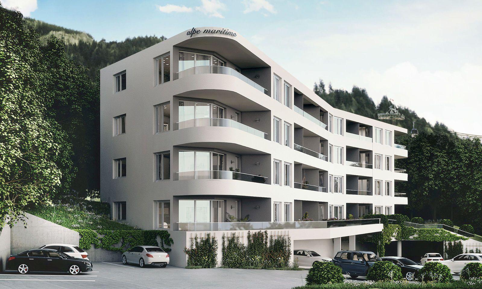 In Annenheim am Ossiacher See entstehen 28 Garten- und Terrassenwohnungen.