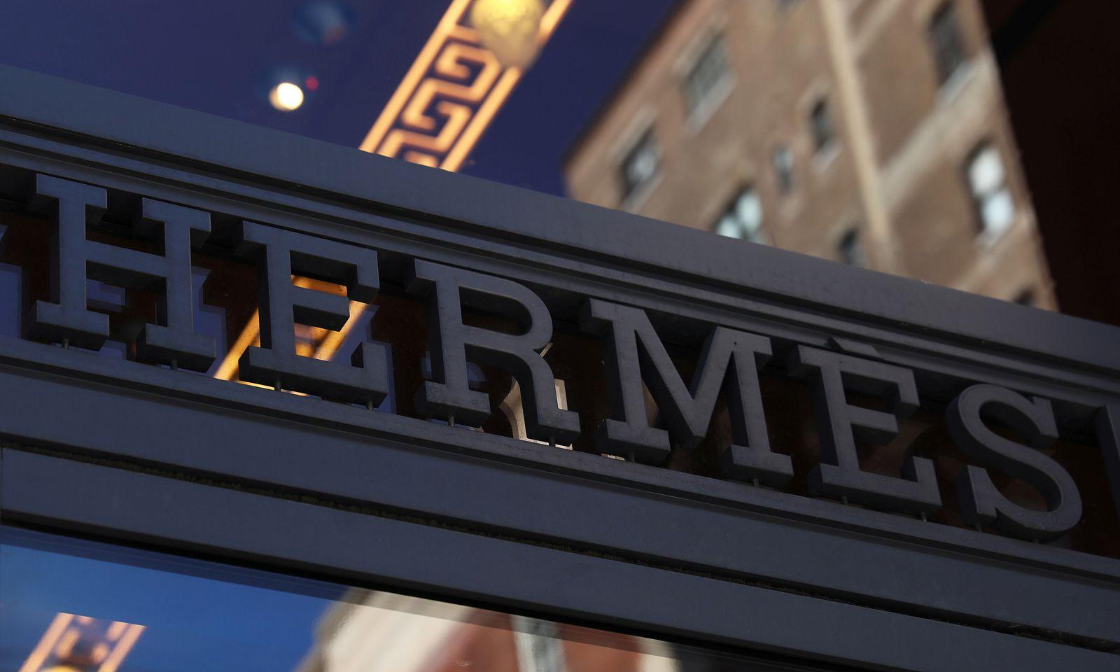 Hermès und Gucci verzeichnen Wachstum