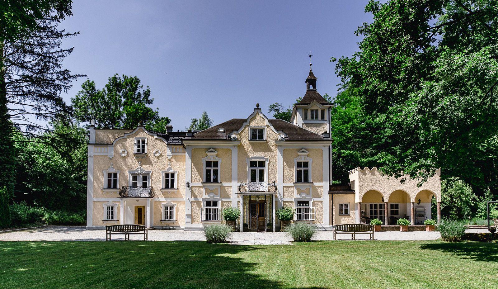 Das Salzburger Schlössl wurde rundum saniert.