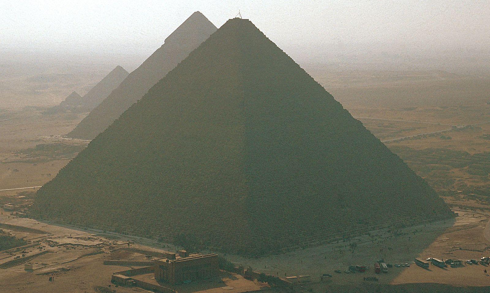 Die Cheops-Pyramide