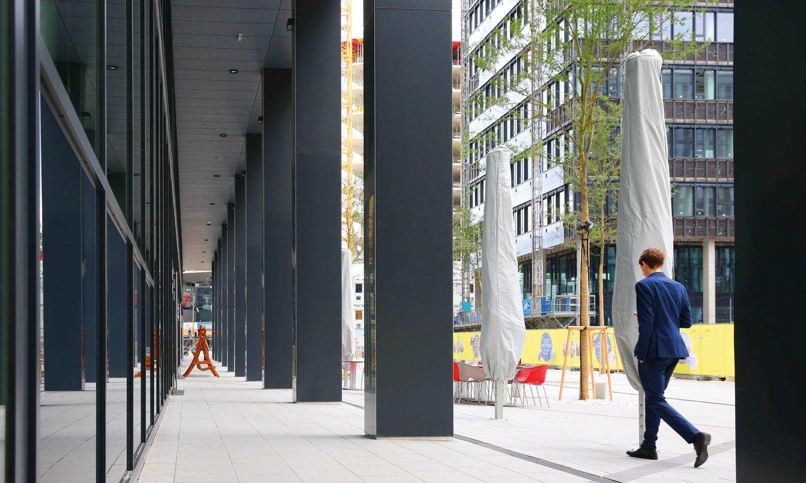 Öffentliche Anbindung und starke Infrastruktur sind für Büromieter Argumente für den Standort.