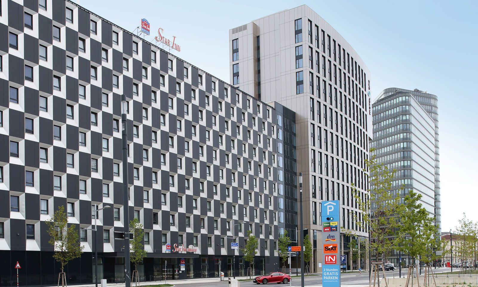 Teil des Projektplans sind auch Hotels, einige haben bereits eröffnet.