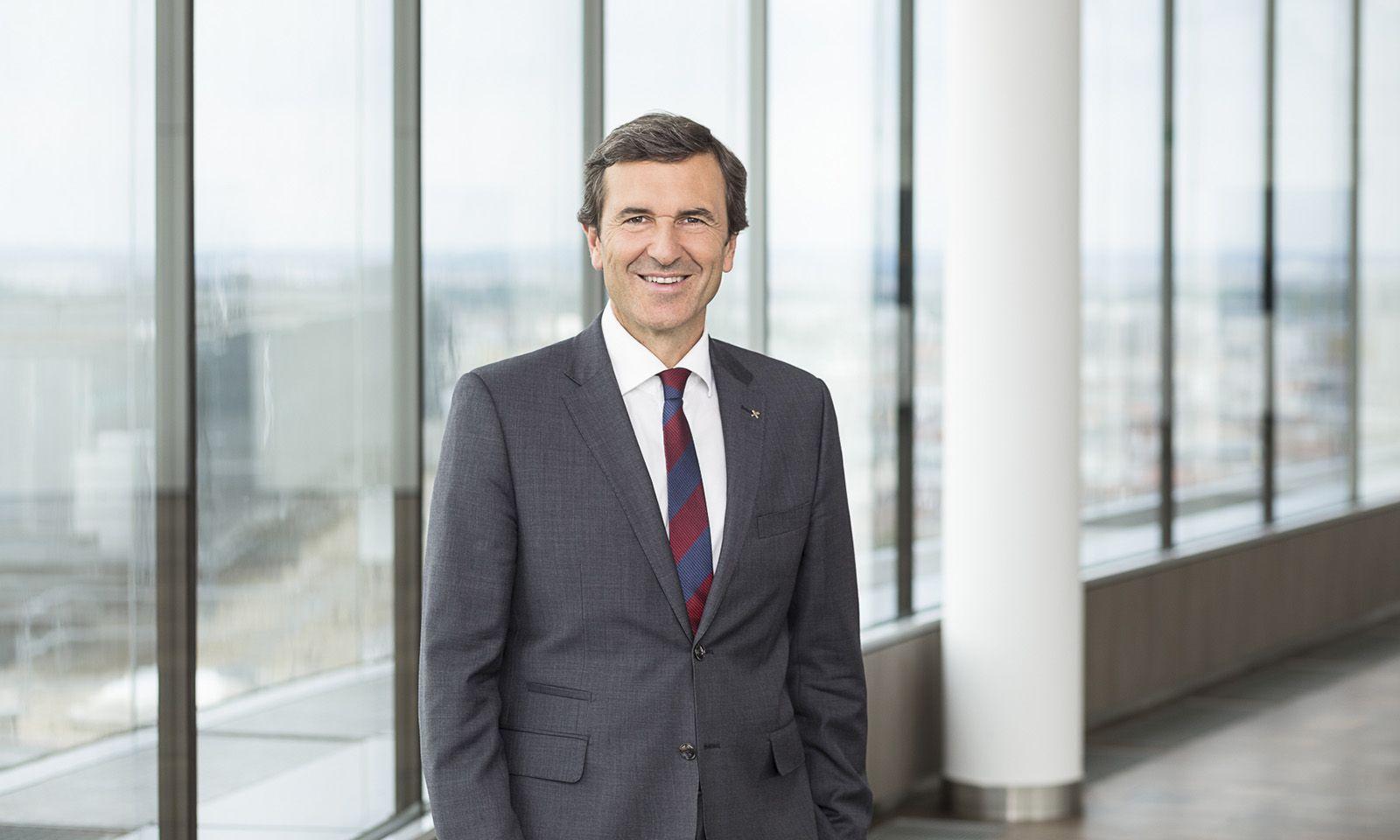 """""""Viele Unternehmen gehen davon aus, dass sie für Förderungen nicht infrage kommen. Das Gegenteil ist aber oft der Fall."""" Reinhard Karl, Kommerzkunden-Vorstand bei der Raiffeisenlandesbank NÖ-Wien."""