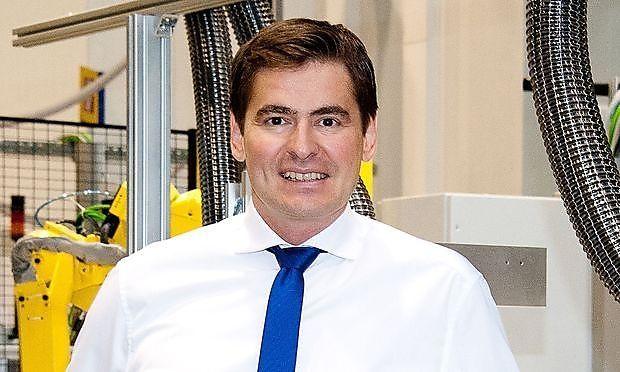 Herbert Auer ist Geschäftsführer von Pollmann International