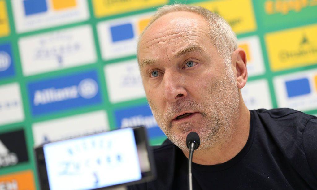 Die sportliche Krise bei Rapid kostete auch Sportdirektor Andreas Müller den Job.