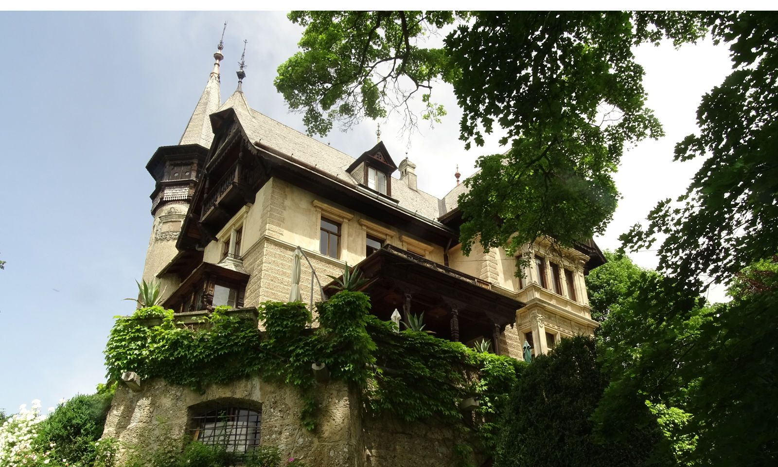 Die Villa Paulick war einst ein Künstlertreff.