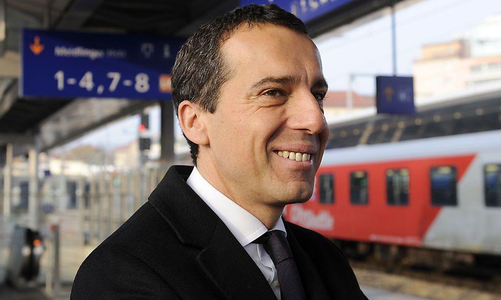 OeBB RAILJET WIEN-VILLACH: KERN