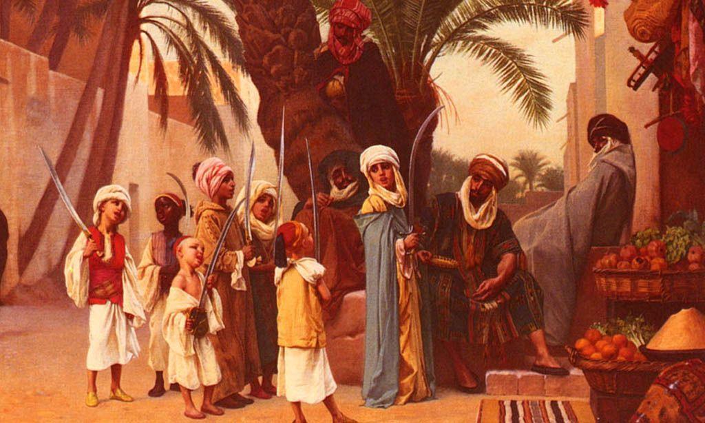 Der Westen war fasziniert von den alten arabischen Märchen