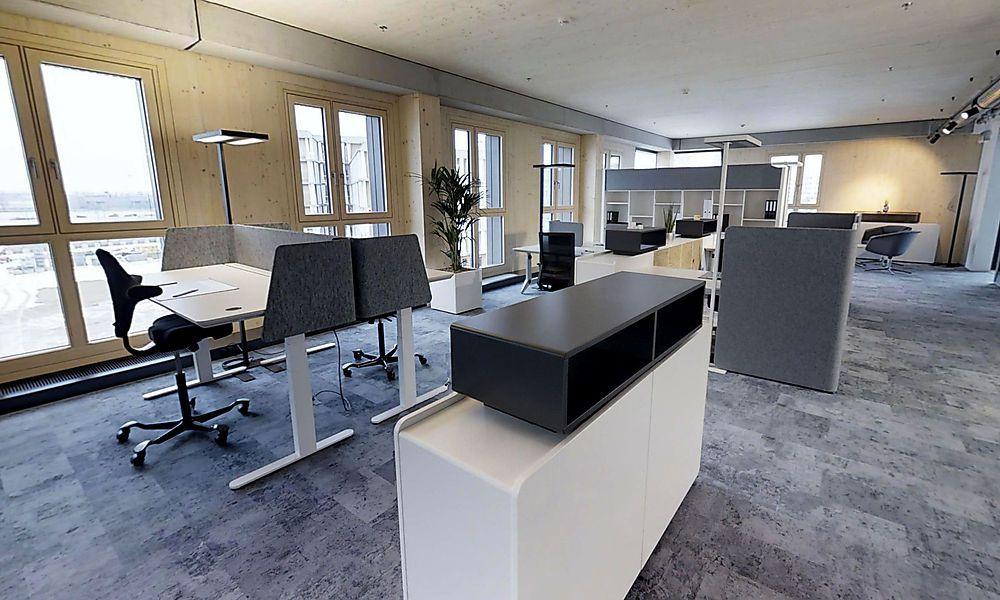 Musterbüro HoHo Wien