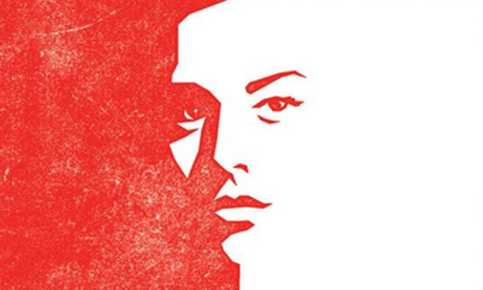 """Bildausschnitt aus dem Cover von """"Feinde"""""""