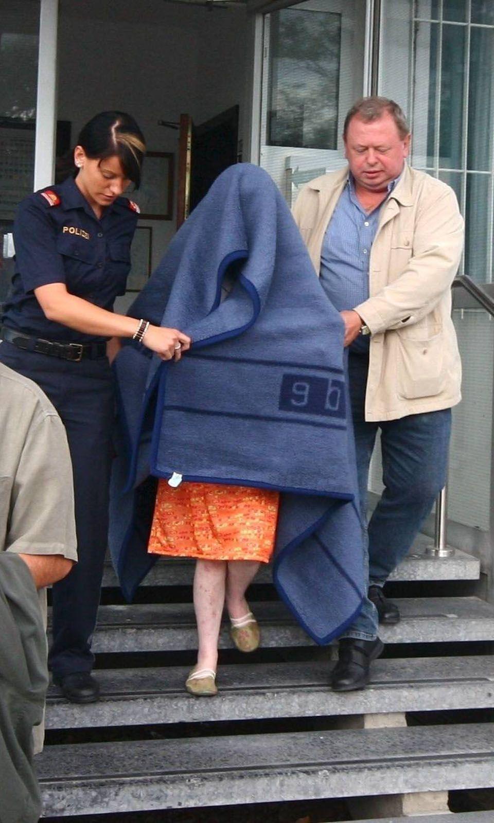 Natascha Kampusch Entführt