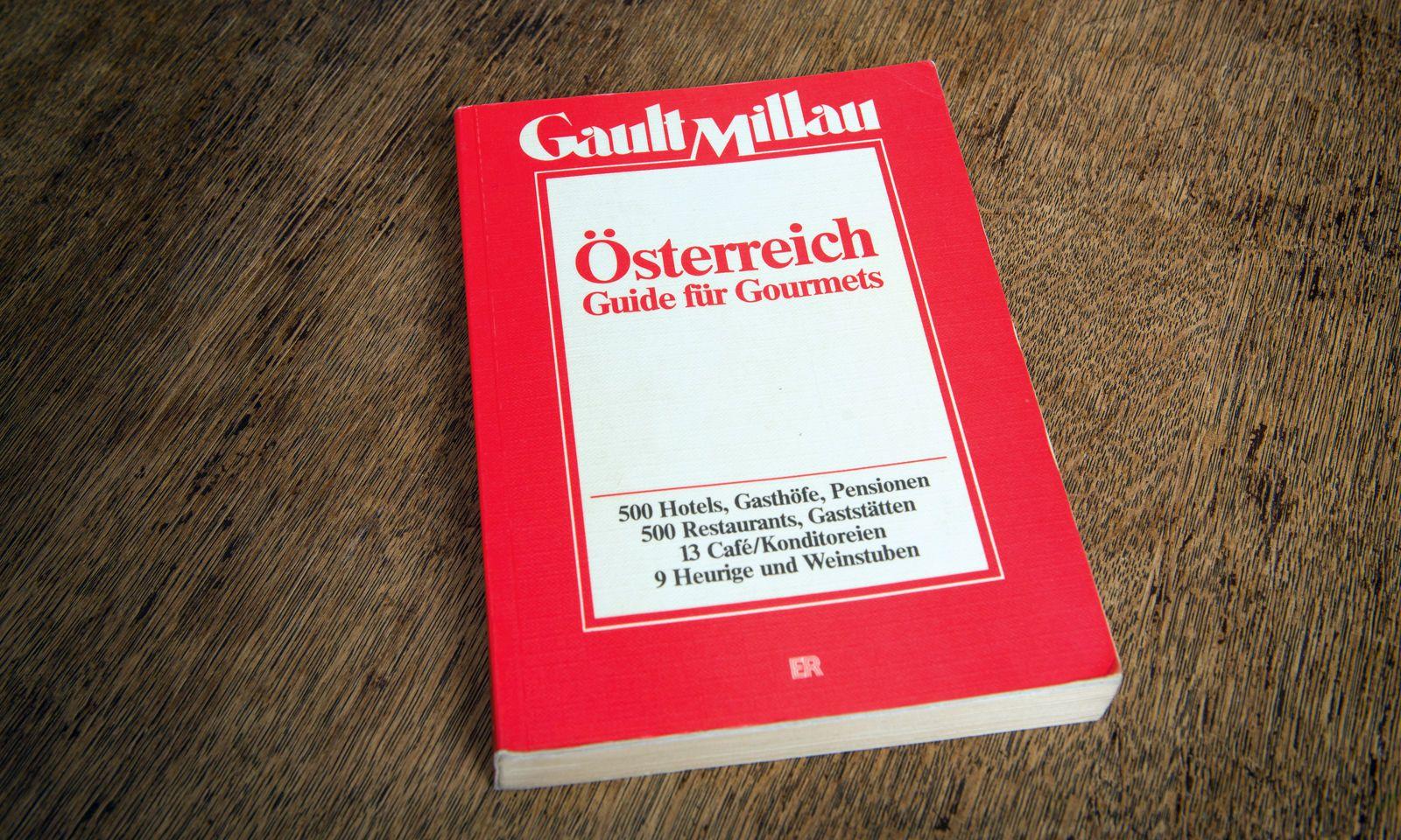 Anfang. In der ersten Ausgabe, 1979 erschienen, bekamen nur 16 Lokale eine oder zwei Hauben.