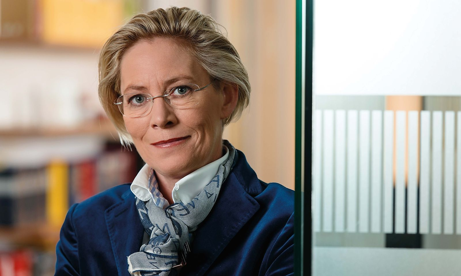 Immobilienrechtsexpertin Alexandra B. Huber