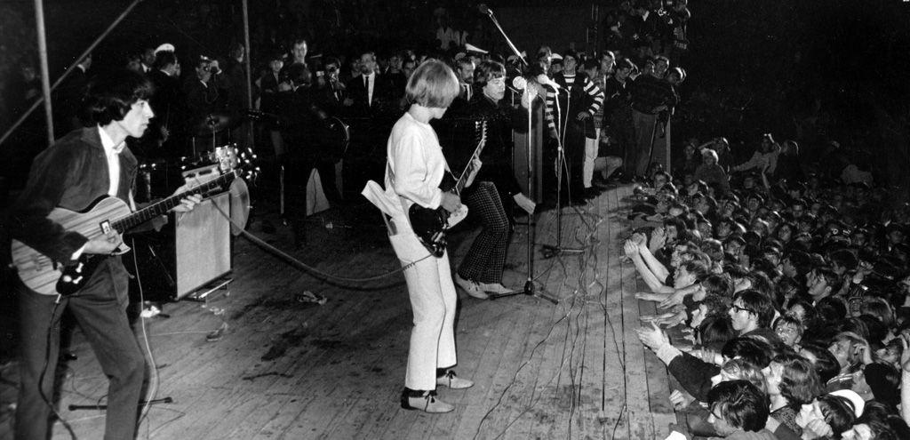 Stones-Konzert auf der Waldbühne am 15.9.1965