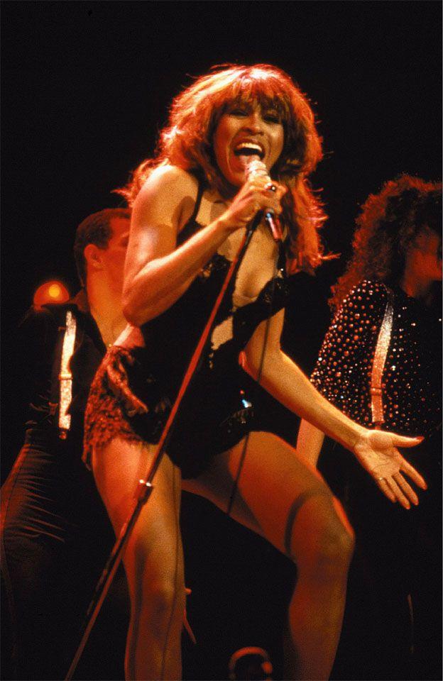 Tina Turner 1983.