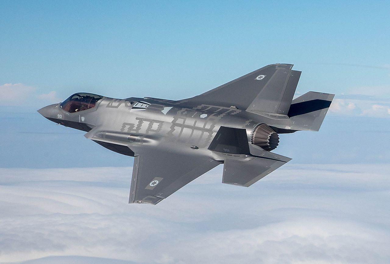 Die F-35 muss in Deutschland draußen bleiben (Bild: israelische F-35)