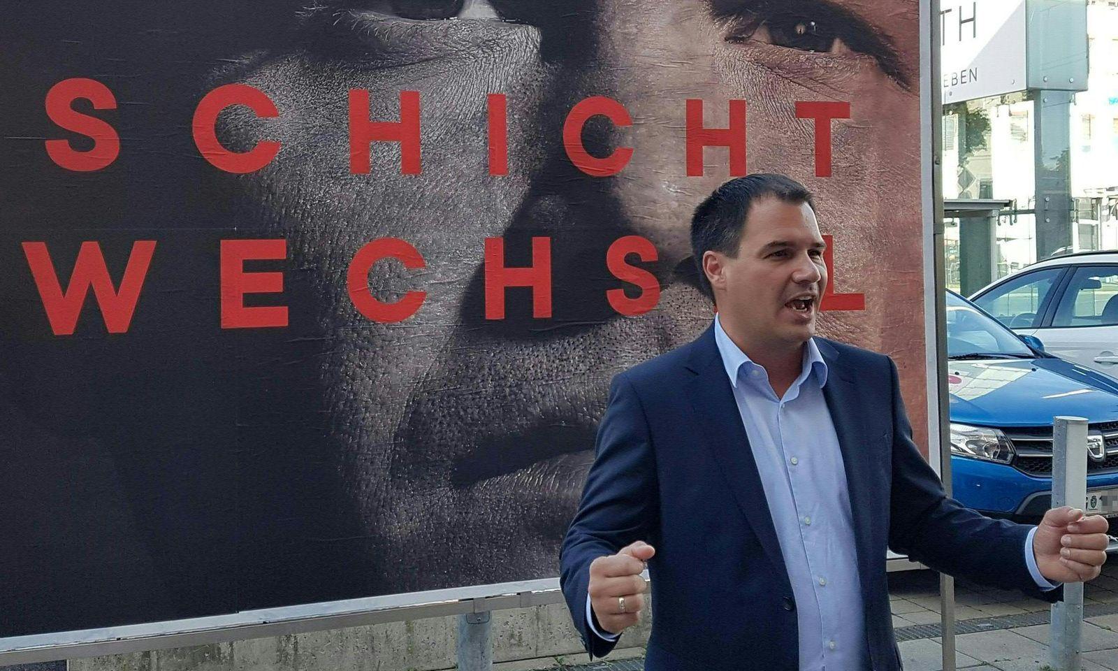 Michael Schickhofer am Freitag, 11. Oktober 2019