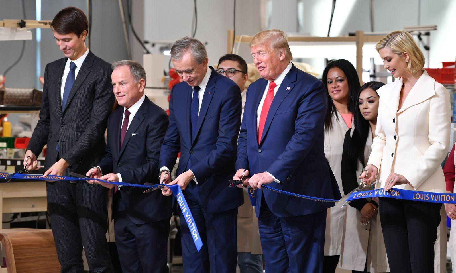 Brechen nun neue Zeiten für Louis Vuitton in den USA an?