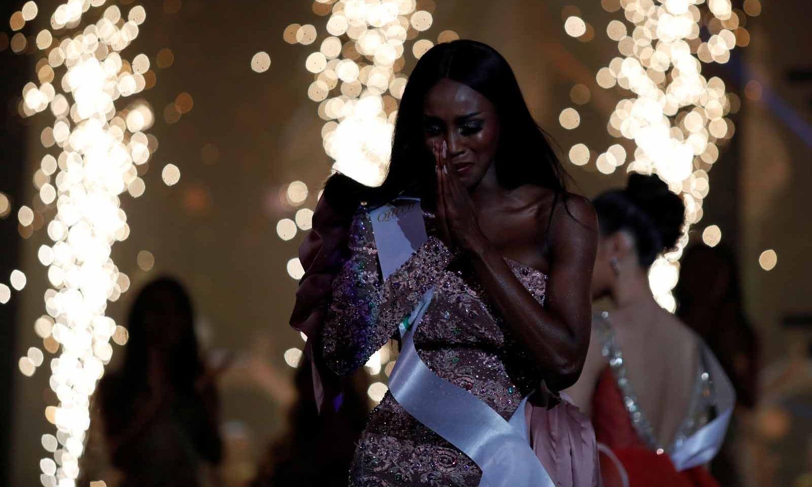 Miss International Queen 2019 transgender beauty pageant in Pattaya