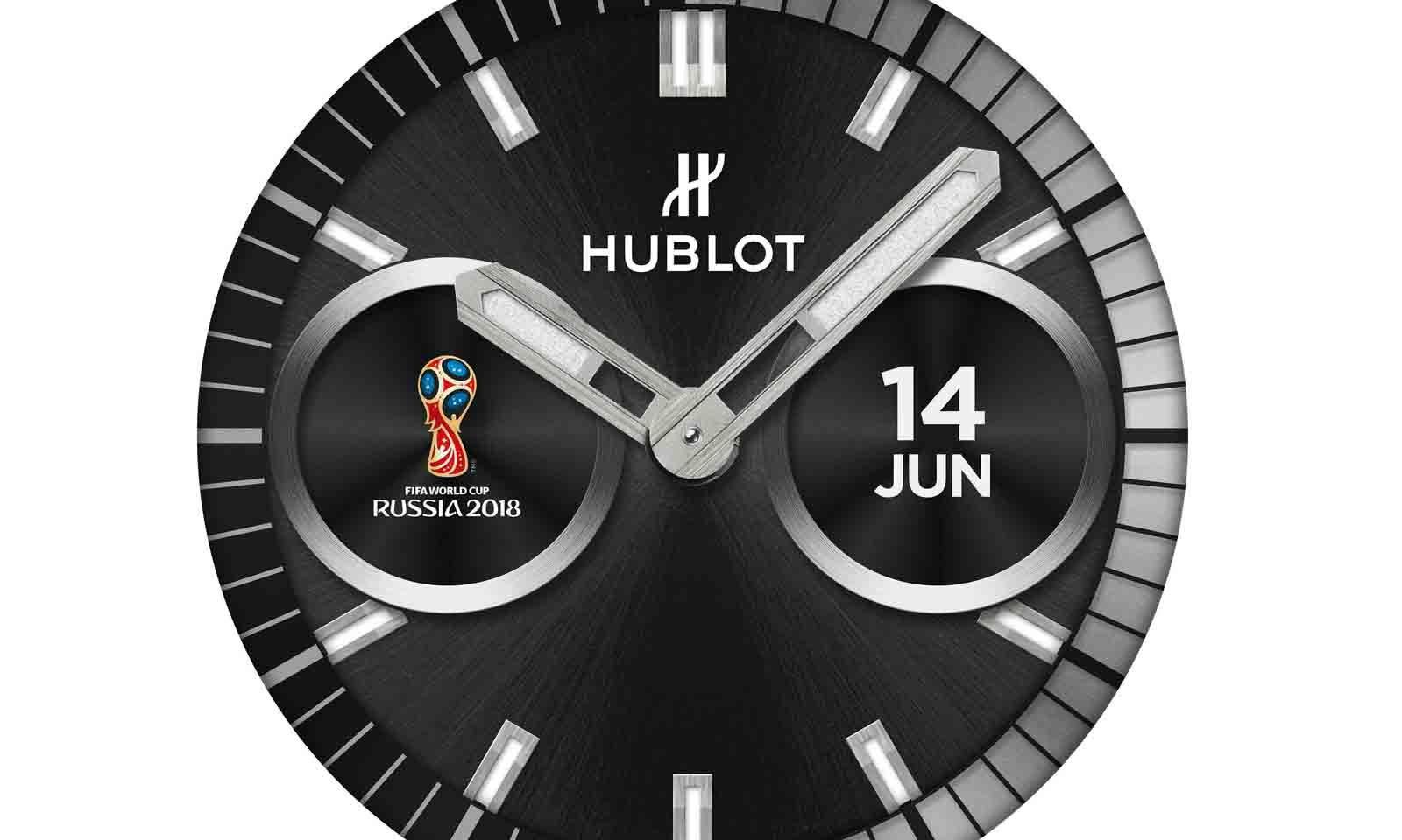 """Die """"Big Bang Referee 2018 Fifa World Cup Russia"""" kostet 5100 Euro und ist auf 2018 Stück limitiert."""