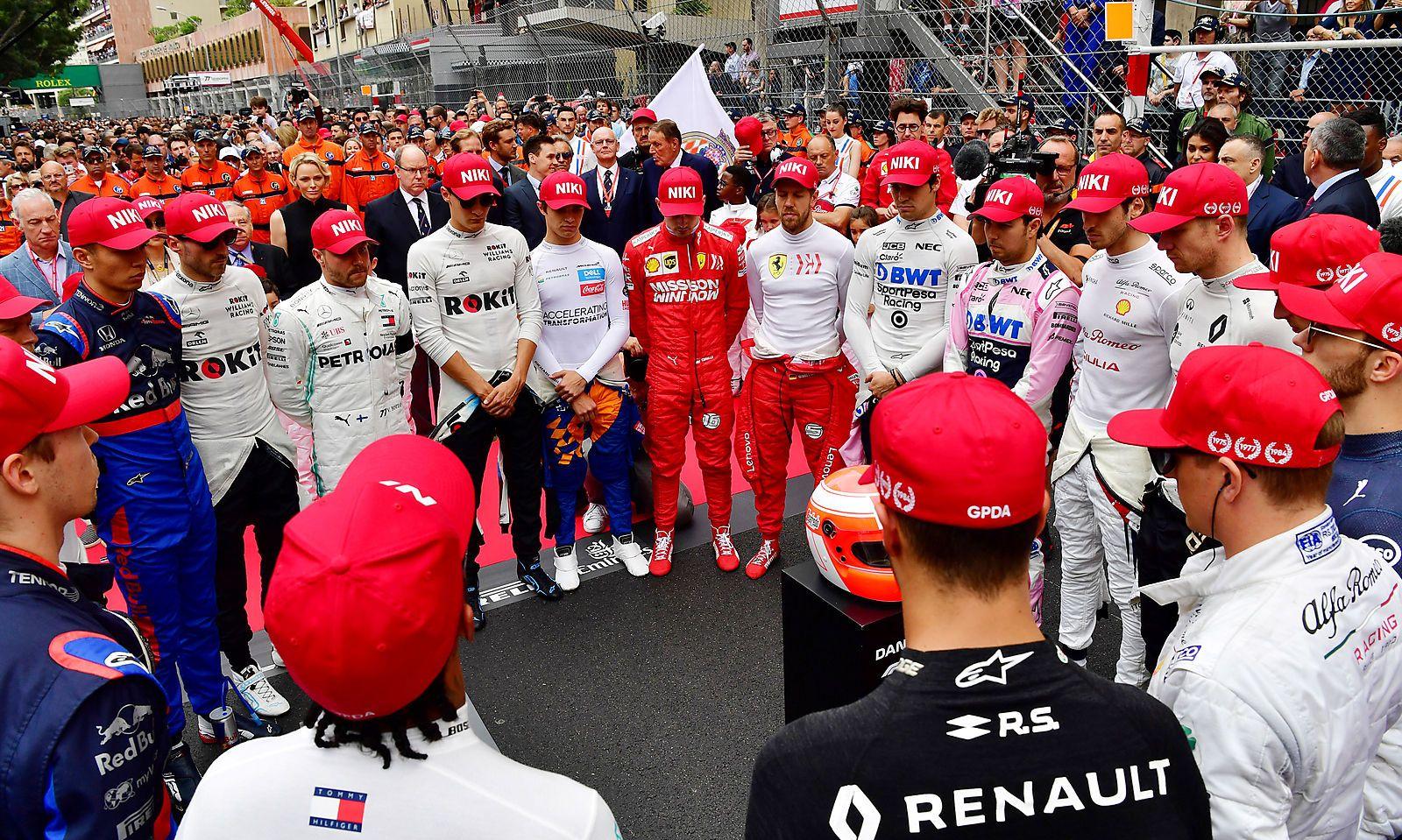 Gedenken an Niki Lauda