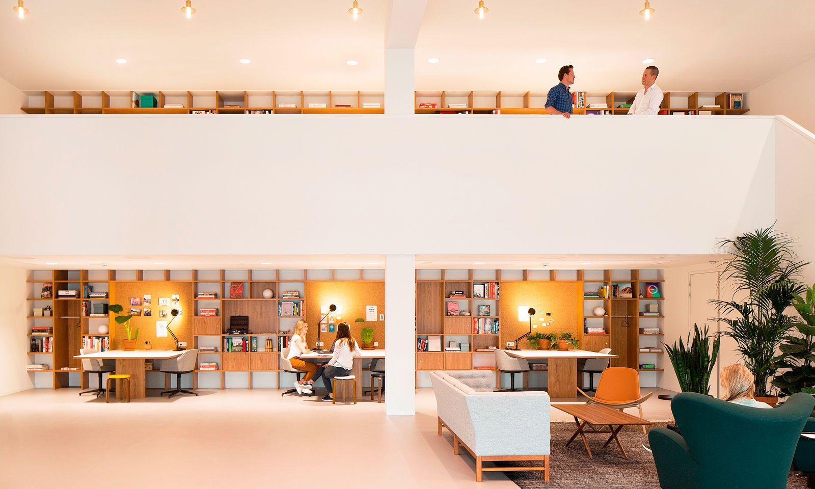 Weltweiter Trend: Licht und Ton als Raumgestalter, hier in Bangkok (Coworking Spaces).